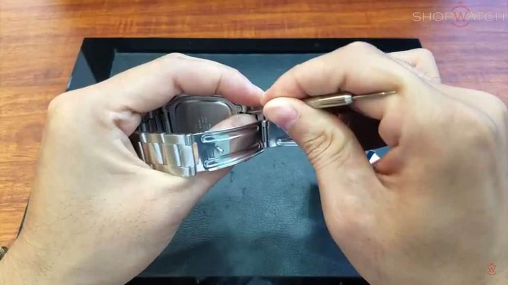 dây đồng hồ casio edifice