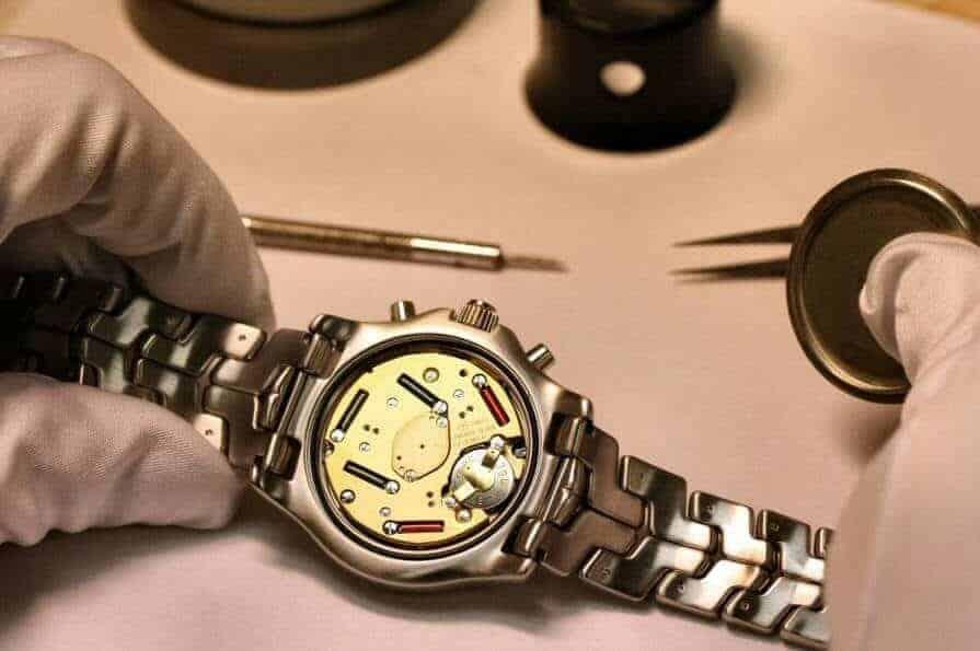 bảo hành đồng hồ Citizen ở Hà Nội