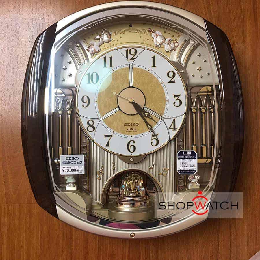 đồng hồ Seiko treo tường