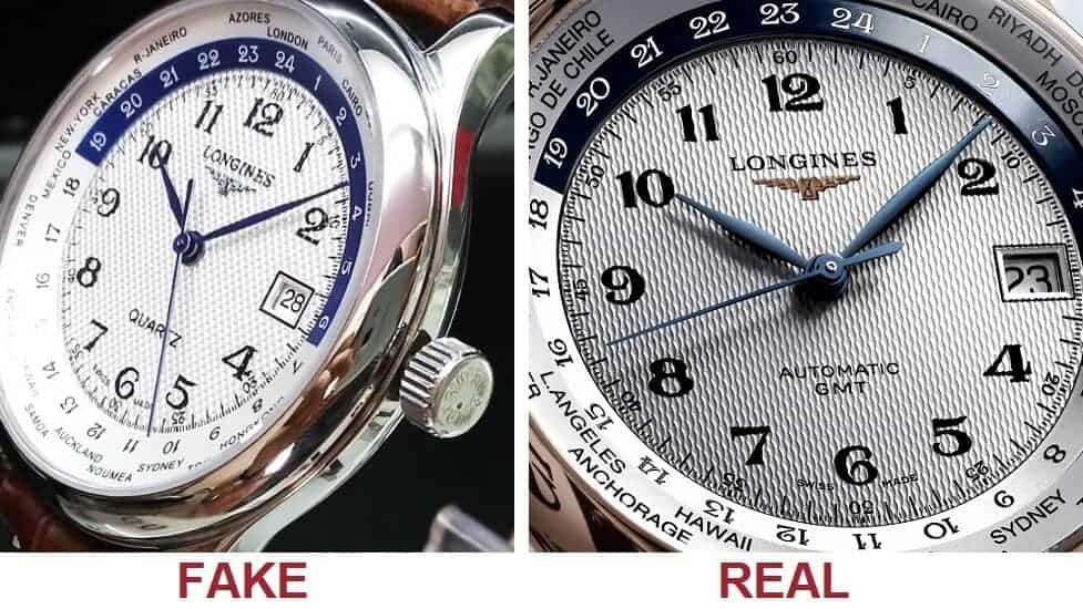 cách check đồng hồ chính hãng