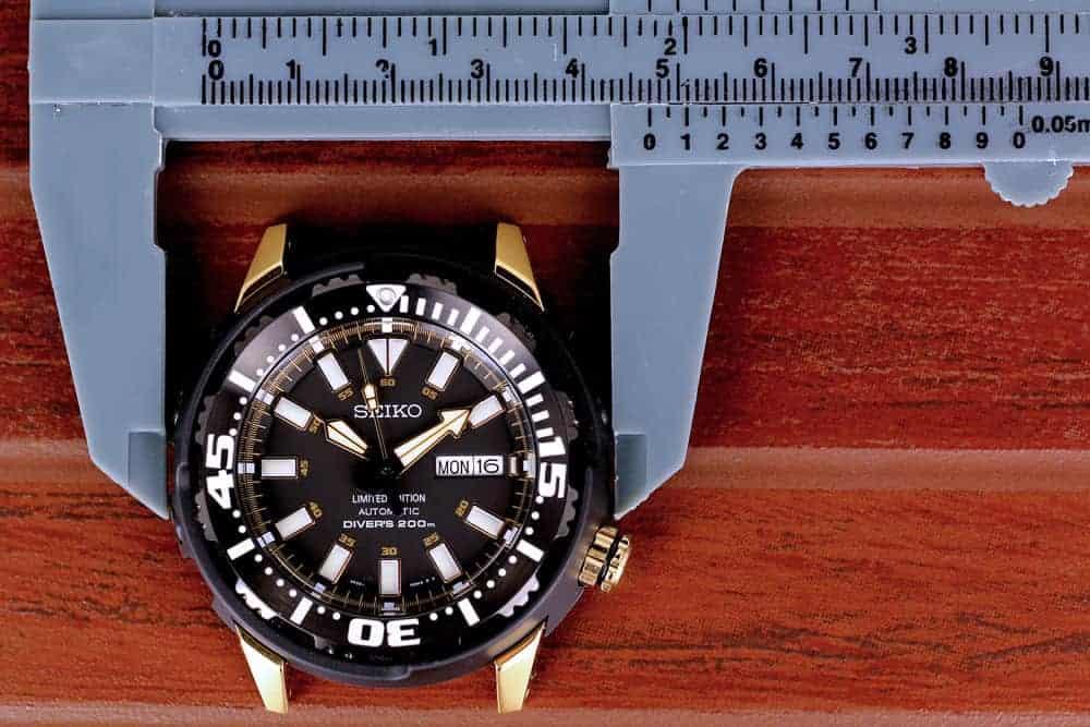cách chọn size đồng hồ