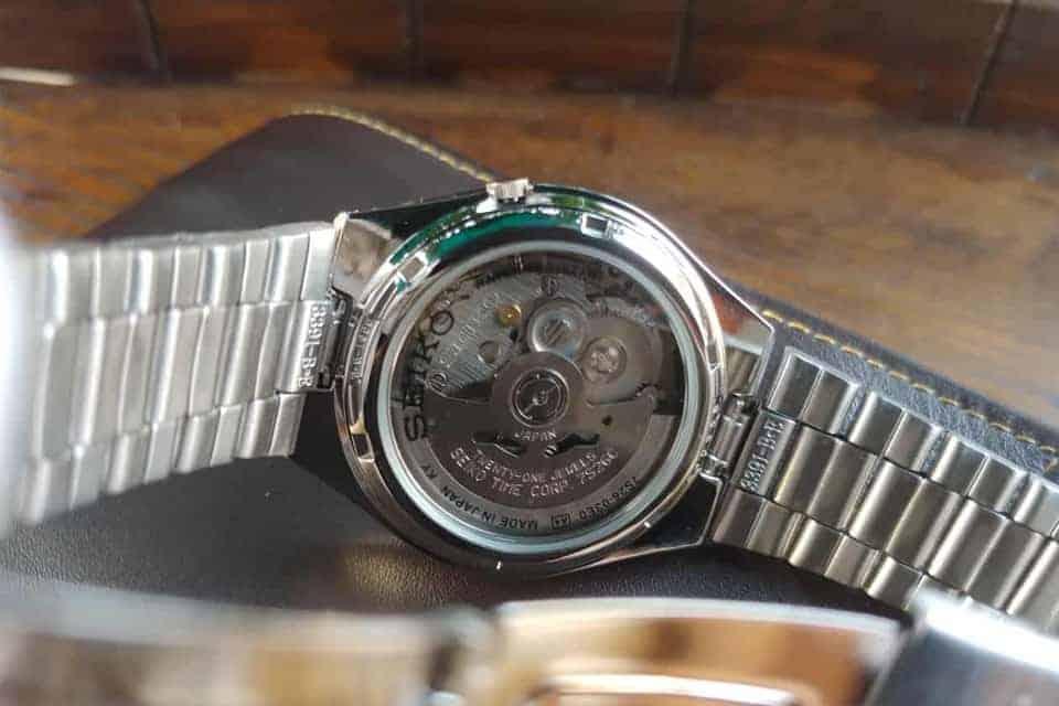 đồng hồ nam seiko chính hãng