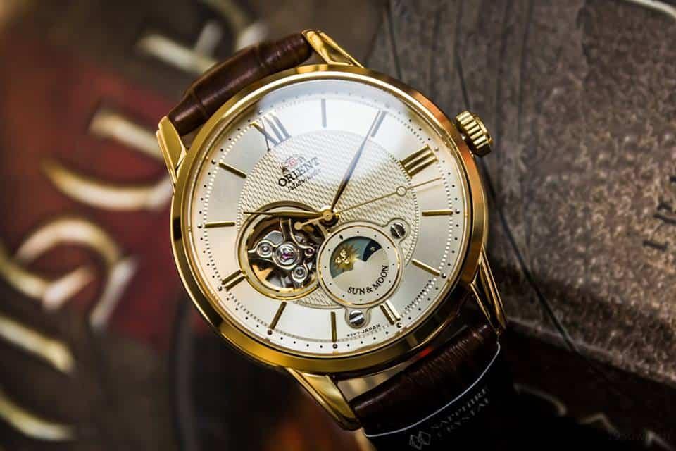 đồng hồ Orient nam chính hãng giá rẻ