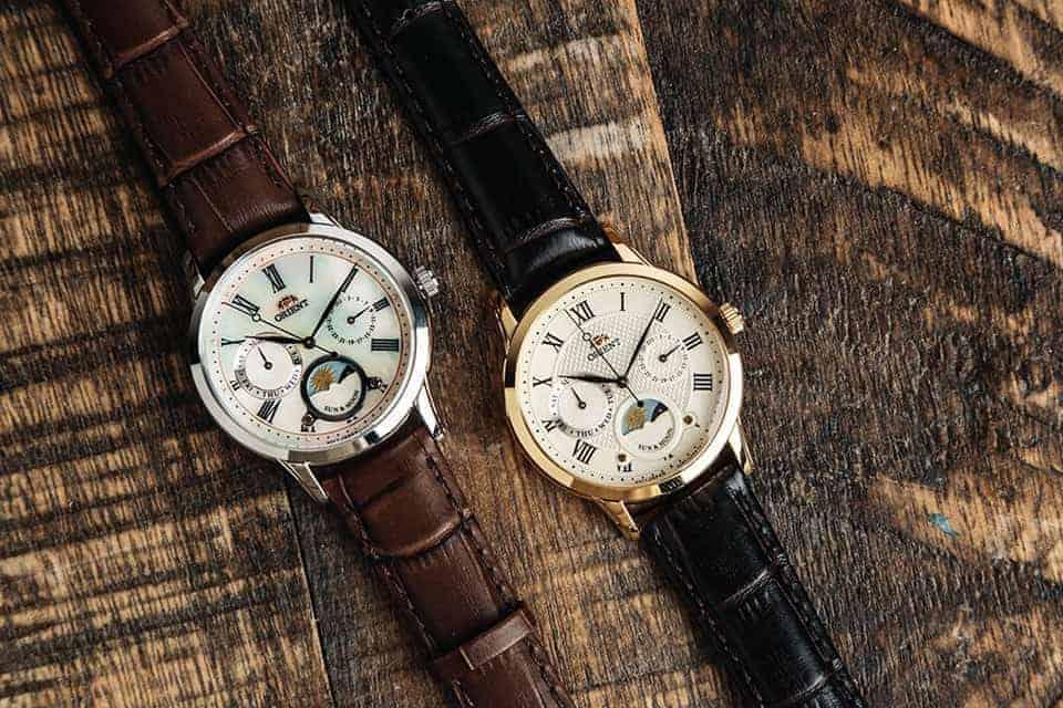 đồng hồ Orient nhật bản