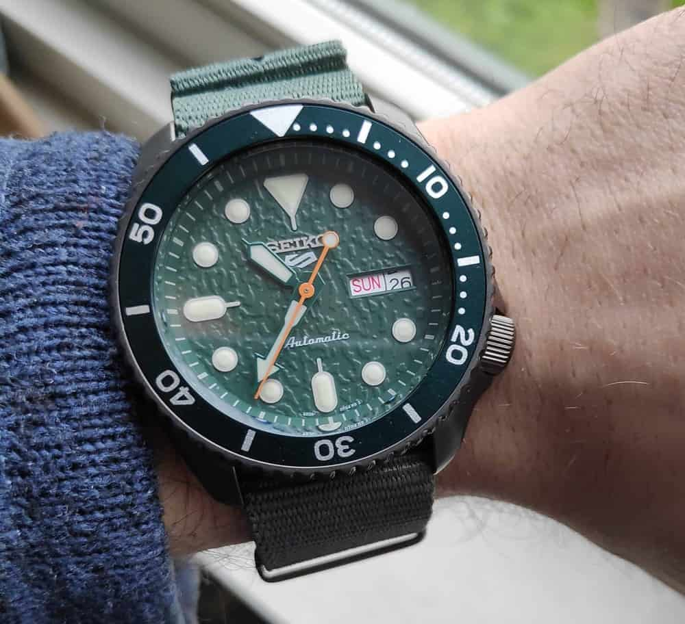 đồng hồ Seiko 5 Sport